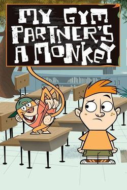 my gym partners a monkey season 1 episode 13