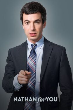 Watch Nathan For You