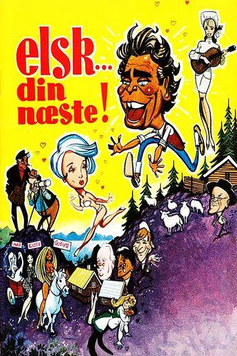 Watch Elsk din næste! (1967) Movie Online