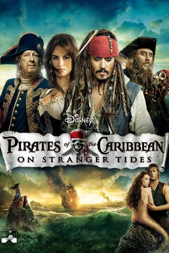 Pirates Of The Caribbean – Fremde Gezeiten