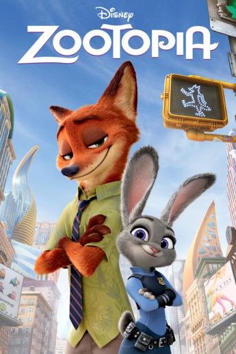 Zootopia English Stream