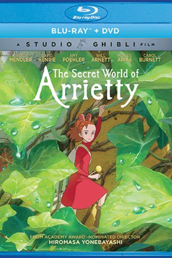 Watch The Secret World Of Arrietty 2010 Movie Online Full Movie Streaming Msn Com