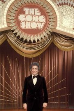Chuck Barris, host of The Gong Show