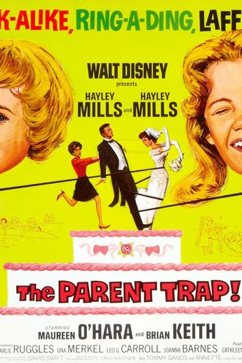 Watch The Parent Trap 1961 Movie Online Full Movie Streaming Msn Com