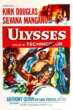 Watch Ulysses 1954 Movie Online Full Movie Streaming Msn Com