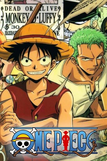 One Piece 1 Staffel