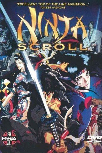 Watch Ninja Scroll 1993 Movie Online Full Movie Streaming Msn Com