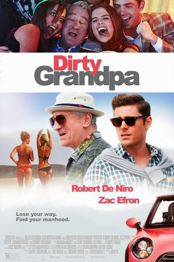 Dirty Grandpa Stream English