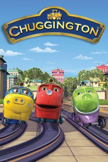 Watch Chuggington Online | Seasons Episode